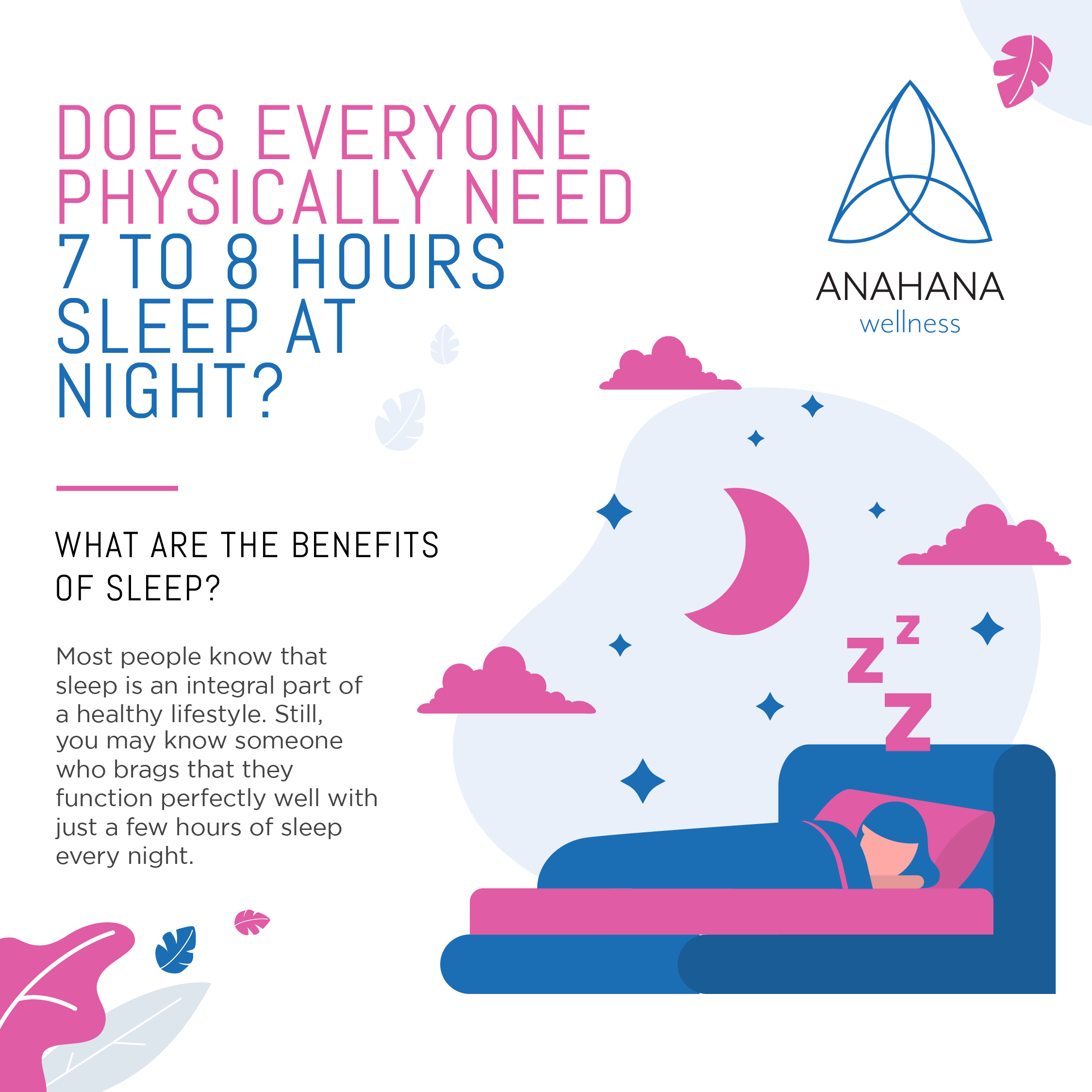 How Does Seven to Eight hours of Sleep Affect Your Body