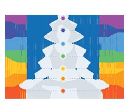 Chakra meditation the 7 different chakra colors