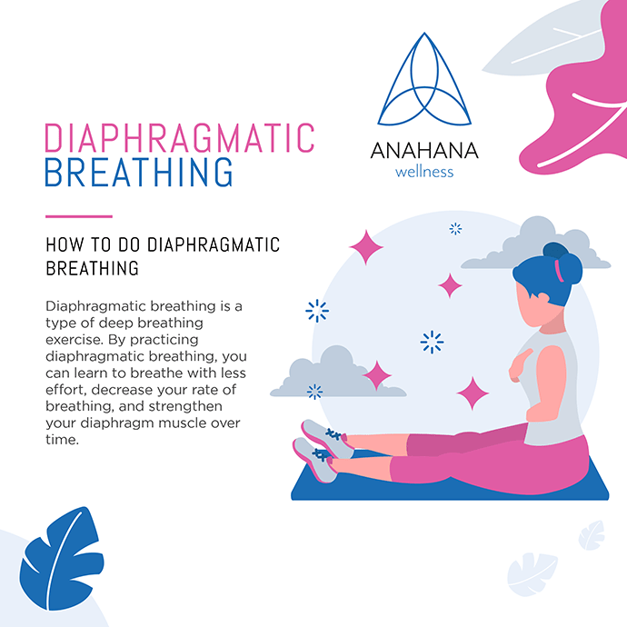 How to do diaphragmatic breathing