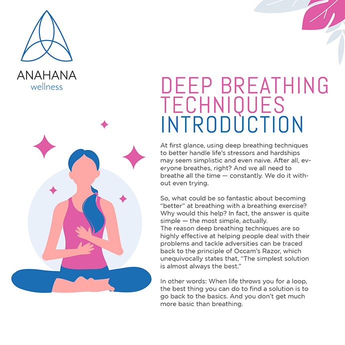 deep breathing techniques introduction