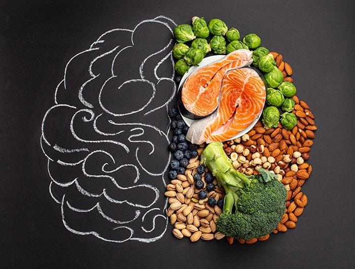 46 / 5000 Translation results aliments pour un cerveau sain pratiquez une alimentation consciente