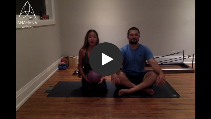 Anahana instructor Carla discusses pilates equipment