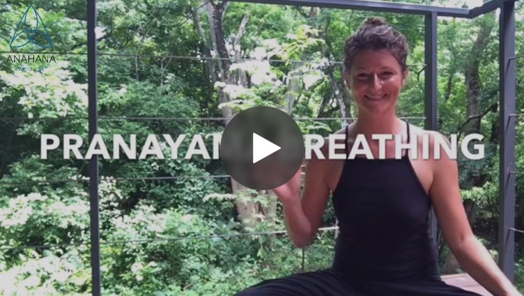 Learn how to do pranayama breathing