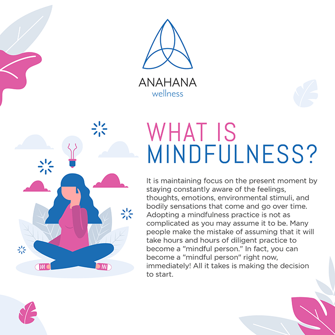 girl sitting and contemplating on what mindfulness is