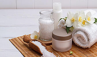 stress relief gifts spa setting and health care items gift ideas for your loved one